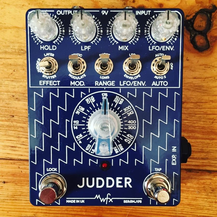 MWFX – Judder