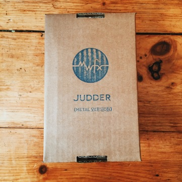 MWFX Judder Pedal Review