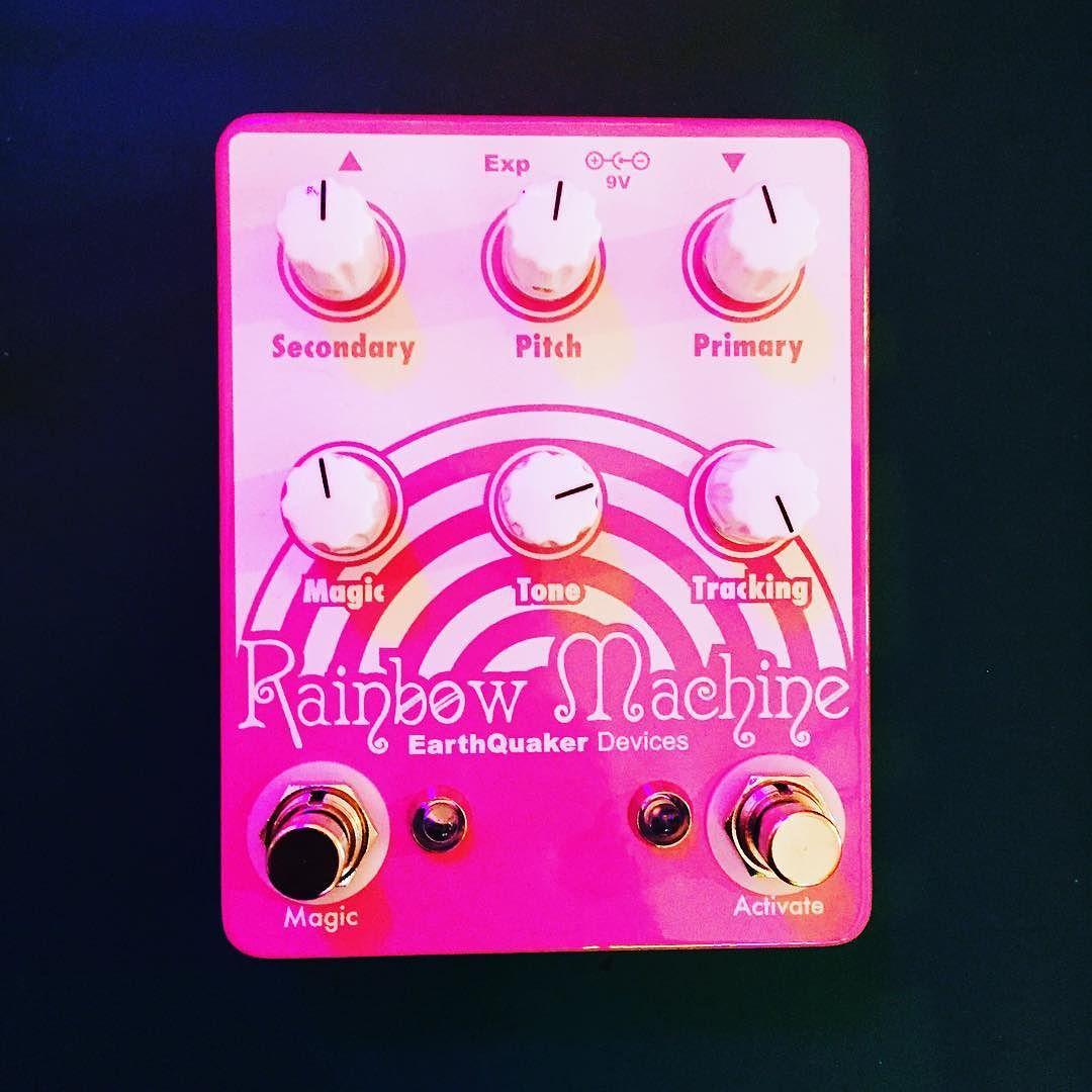 rainbow machine review